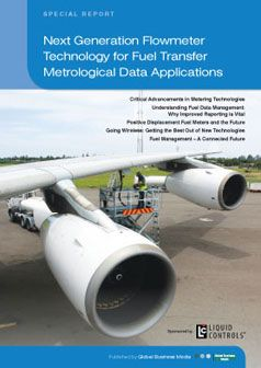 Next Generation Flowmeter Technology for Fuel Transfer Metrological Data Applications