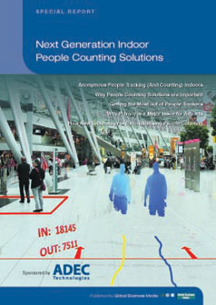 Next Generation Indoor People Counting Solutions