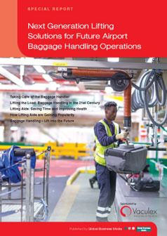 Next Generation Lifting Solutions for Future Airport Baggage Handling Operations