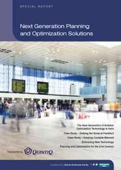 Next Generation Planning and Optimization Solutions
