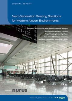 Next Generation Seating Solutions for Modern Airport Environments