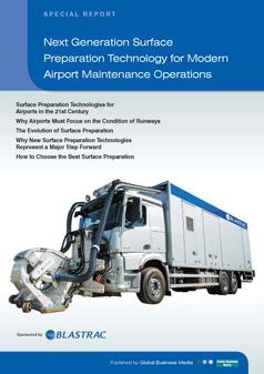 Next Generation Surface Preparation Technology for Modern Airport Maintenance Operations